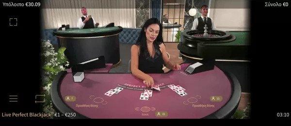 Novibet_Live_dealer_blackjack